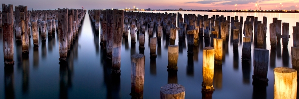 Melbourne Jetty